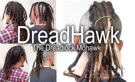 sectioning dreads dreadhawk the dreadlocks mohawk dreads uk dreadlocks guide