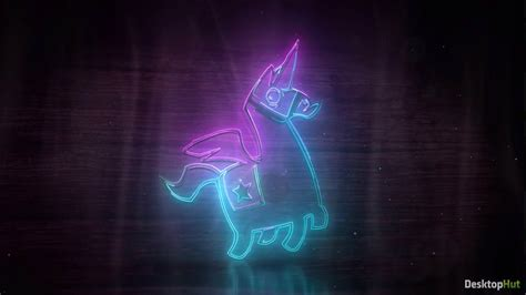 fortnite llama  wallpaper desktophut