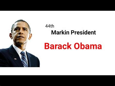 biography of obama markin president barack obama biography youtube