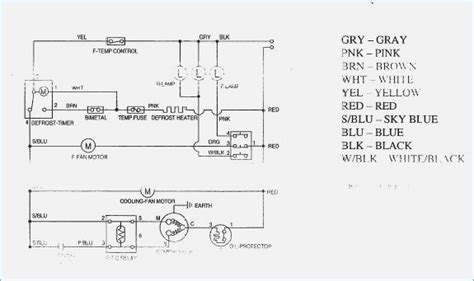 no refrigerator wiring diagram wiring diagram