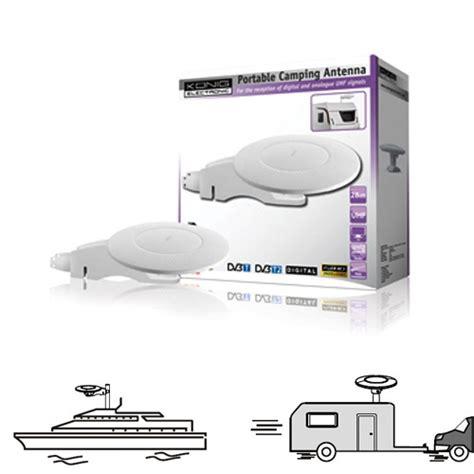 alles voor boot actieve dvb t antenne voor boot en caravan perfecte