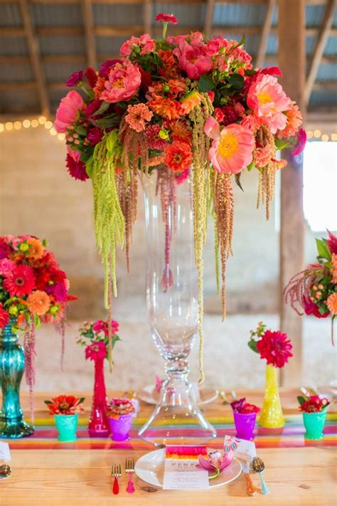 mexican themed centerpieces 25 best ideas about mexican centerpiece on