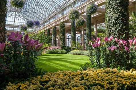 main conservatory longwood gardens