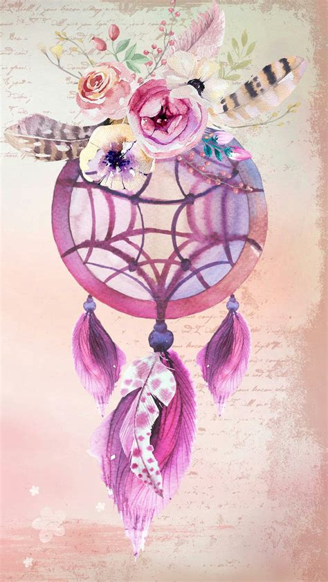 girly dreamcatcher wallpaper pin by twilla on girly wallpapers pinterest gold