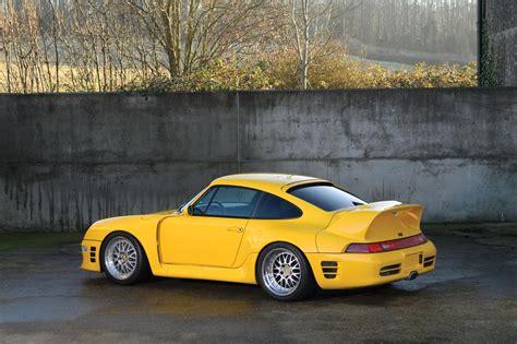 porsche ruf ctr2 ruf ctr2 sport 993 1998