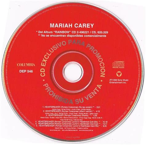 best format for cd quality mariah carey heartbreaker cd at discogs