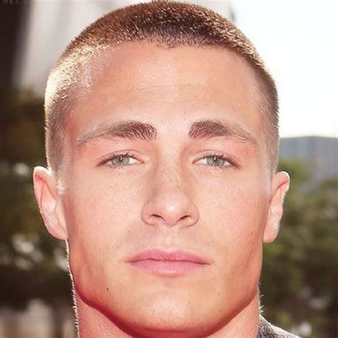 masculine clipper cut hairstyle with s buzz cut hairstyles crew cuts haircuts and