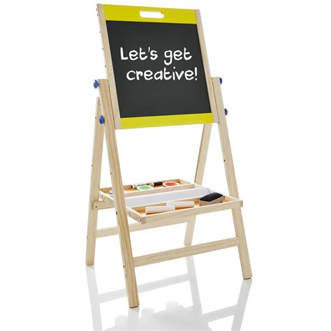 Standing Easel 3 In 1 Best Price 3 in 1 wooden easel childrens standing drawing