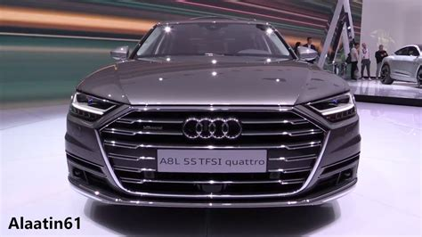 the new audi a8 2018 inside the new audi a8 2018 in depth review interior