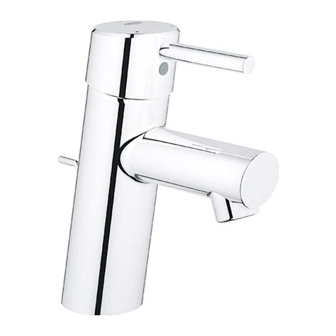 Grohe Bathroom Fixtures Grohe Concetto Bath Faucet Starlight Chrome Free Shipping Modern Bathroom