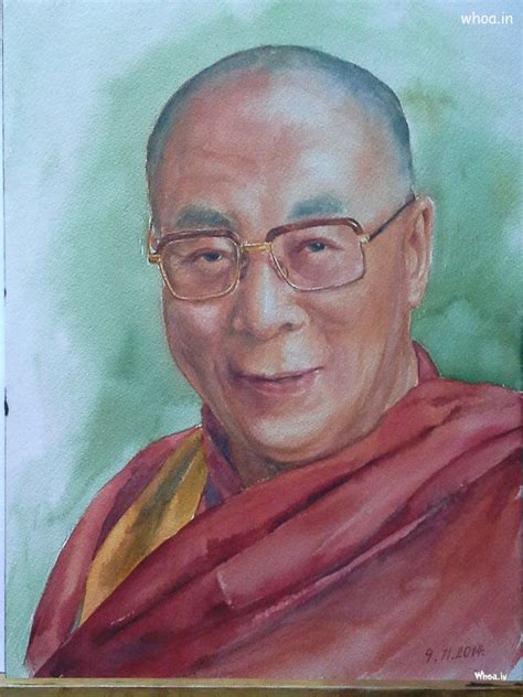 dalai  cenvas painting hd wallpaper