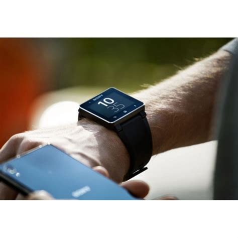 Smartwatch Sw2 Original Rubber Version sony sw2 smartwatch 2 bluetooth water resistant android