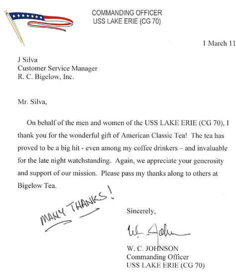 letter of appreciation navy award points sle navy letter cover letter us resume sle navy