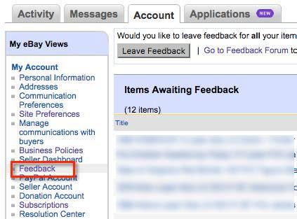 ebay feedback revision ebay輸出 フィードバックの変更の手順と事例とは