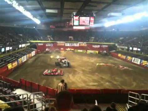 monster truck show louisville ky derek anson heavy hitter monster truck monster jam 2012