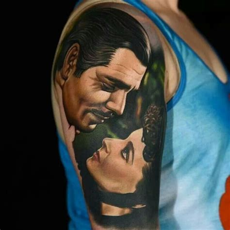 tattoo ink gone gone with the wind tattoo ink pinterest gone with