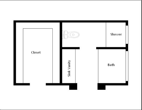 bathroom layout design tool using excel as a design tool diy project blog