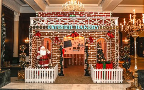 life size gingerbread house decorations this life size gingerbread house is sure to get you in the holiday spirit travel