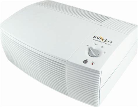 oreck air purifier october 2009