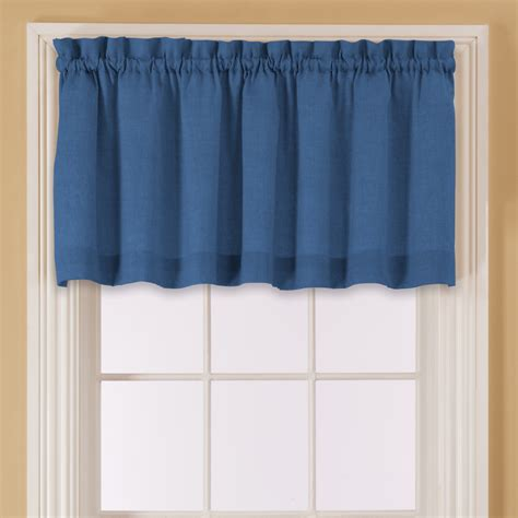 Blue Window Valance sears