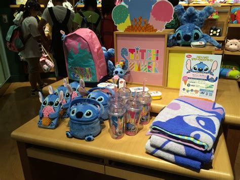Disney Home Decor Ideas by It S A Stitch Summer Here At The Japan Disney Store