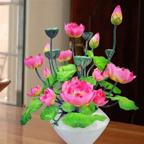 new year lotus flower omy florists artificial lotus new year flowers
