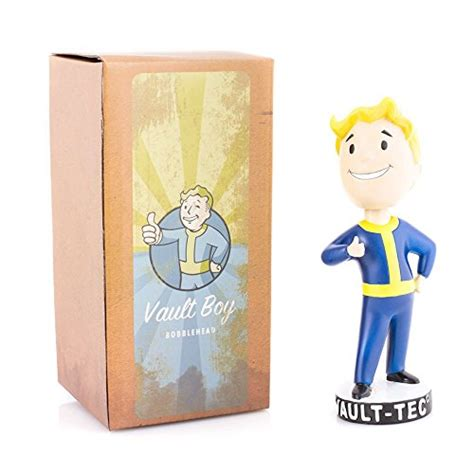 fallout 7 bobblehead fallout 7 quot vault boy thumbs up bobblehead figure import