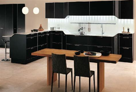 black kitchens designs 20 stunning black kitchen designs