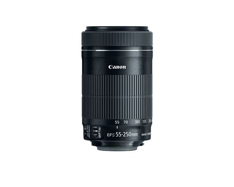 Canon Ef S 55 250mm F 4 5 6 Is Stm Lensa Kamera Hitam White Box ef s 55 250mm f 4 5 6 is stm lens announced price specs release date where to buy