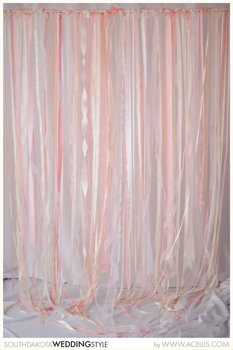 ribbon drapes 17 best ideas about ribbon curtain on pinterest girls