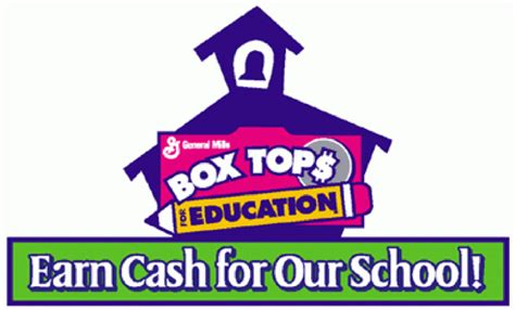 box tops clip box tops for education