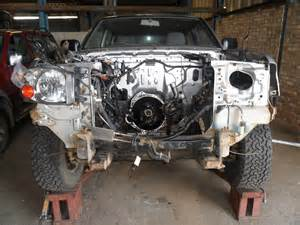 Nissan 5 6 Engine For Sale Navarathon Navara Yd25 Engine Out