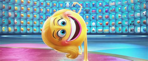 emoji film the review the emoji movie in cinemas on the 4th of august