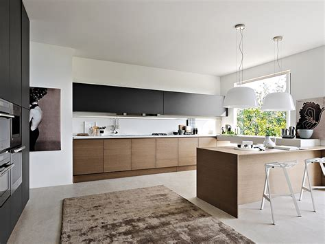 fabulous italian kitchens unravel space savvy design solutions large pendants above kitchen island decoist