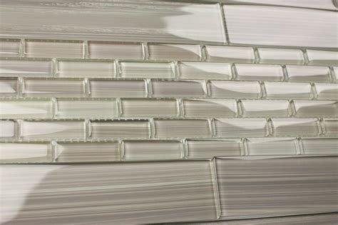 glass subway tiles gainsboro 2x12 gray subway glass tile kitchen bathroom