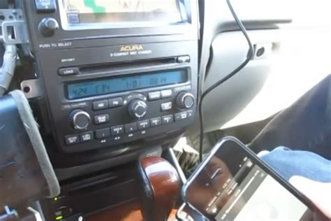 acura mdx kit bluetooth and iphone ipod aux kits for acura mdx 2001 2004