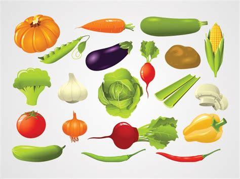 Fruit Decoration For Kids Vegetable Vector Illustrations Free 矢量图 365psd Com