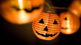 Lights In The Park Orange Halloween Paper Pumpkin Decorative Lights Windows