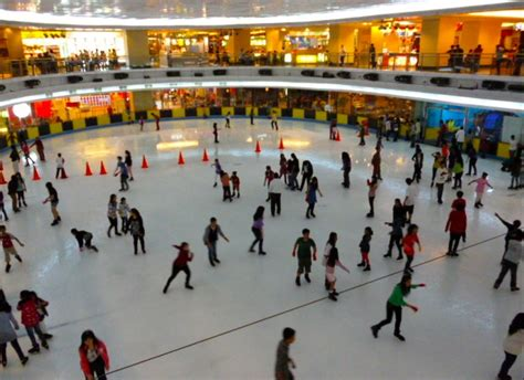 Sepatu Wakai Di Mall Taman Anggrek ski a place to play skating in indonesia
