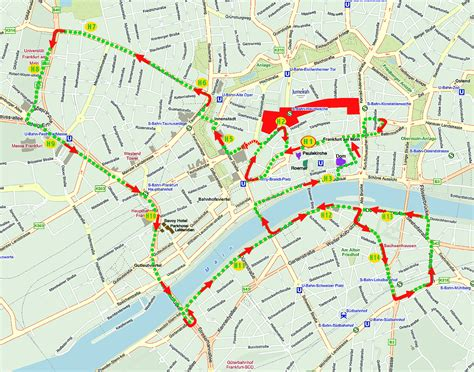 map route frankfurt city sightseeing hop on hop tour frankfurt