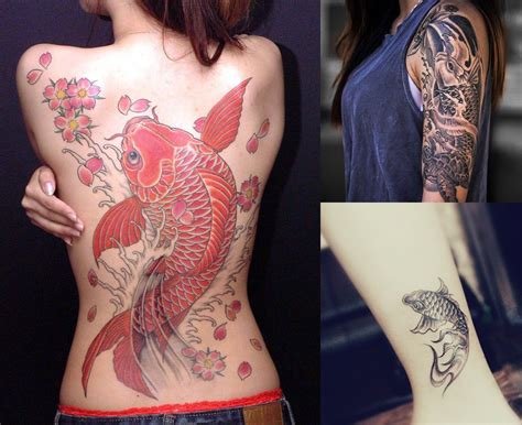 best koi fish tattoo designs 10 stunning koi ideas with meaning the legend