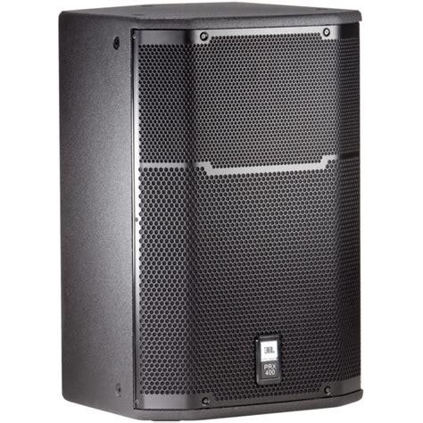 Speaker Middle Jbl jbl prx415m 15 passive pa speaker at gear4music