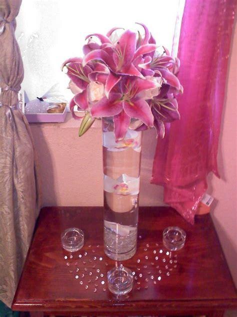 diy centerpieces 25 best ideas about lily centerpieces on pinterest