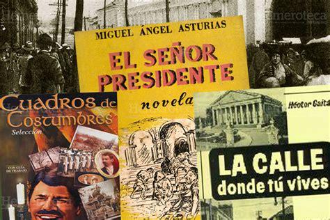 imagenes de obras literarias guatemaltecas guatemala plasmada en letras