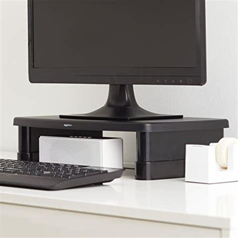 Amazonbasics Stand by Amazonbasics Adjustable Monitor Stand Search Furniture