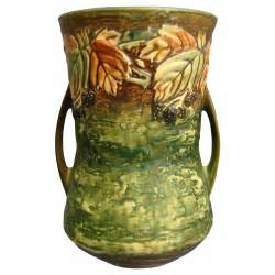 Roseville Pottery Vase Value Monumental Roseville Pottery Blackberry Vase 577 10 Ca