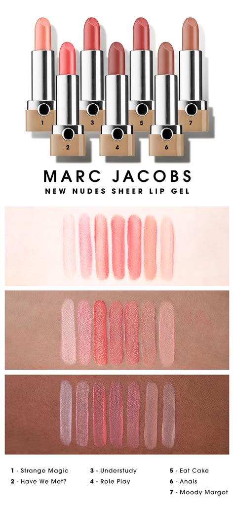 Marc The Nudeist Lipstick And Lip Liner Set marc new sheer lip g beautytalk