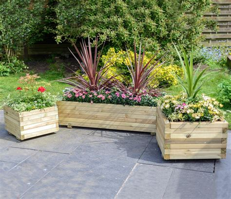 Patio Planters Uk by Elite Planters From Grange Garden Products Gardensite Co Uk