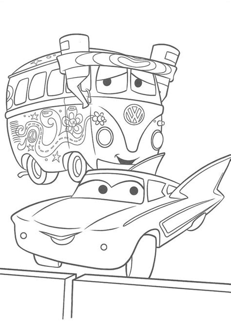 disney coloring pages picture cars toon mater s tall