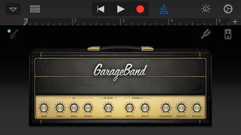 Garageband Iphone App Garageband On The App Store